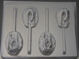 252x Horse's Butt Chocolate or Hard Candy Lollipop Mold