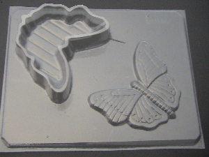 1308 Butterfly Pour Box Chocolate Candy Mold