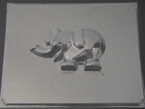632 Elephant Chocolate Candy or Soap Mold