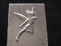 424sp Twinkle Fairy Large Chocolate Candy Mold