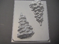 233 3D Pine Christmas Tree Chocolate Candy Mold