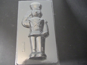 "241XL Soldier Extra Large 12"" Tall Chocolate Mold"