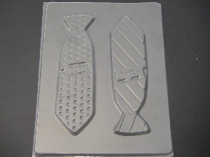 1100 Necktie Dad Brother Chocolate or Soap Mold