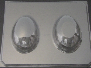 817 3D Egg Chocolate Candy Mold