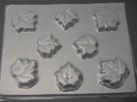 518 Maple Leaf Chocolate Candy Mold