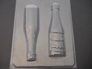 1501 Bottle 3D Chocolate Candy Mold