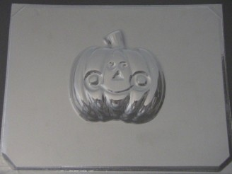 2435 Pumpkin Large Chocolate Candy or Soap Mold