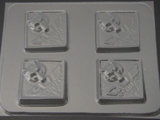 708 Cub Scout Chocolate Candy Mold