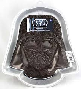 Darth Vader Star Wars Cake Pan Wilton