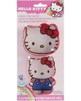 Hello Kitty Cookie Cutter Set Wilton
