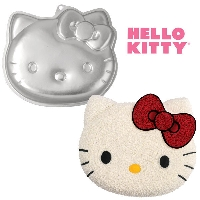 Hello Kitty Cat Cake Pan Wilton
