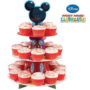 Mickey Mouse Cupcake Treat Stand Wilton