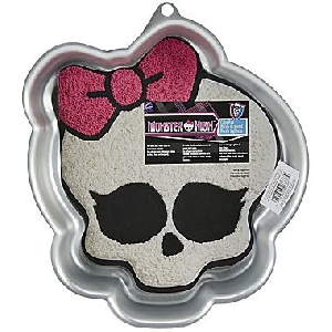 Monster High Cake Pan